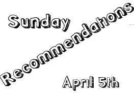 Sunday Rec - 4/5/2009